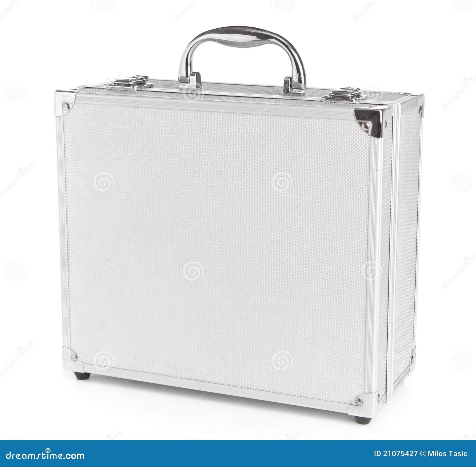 Metal walizka