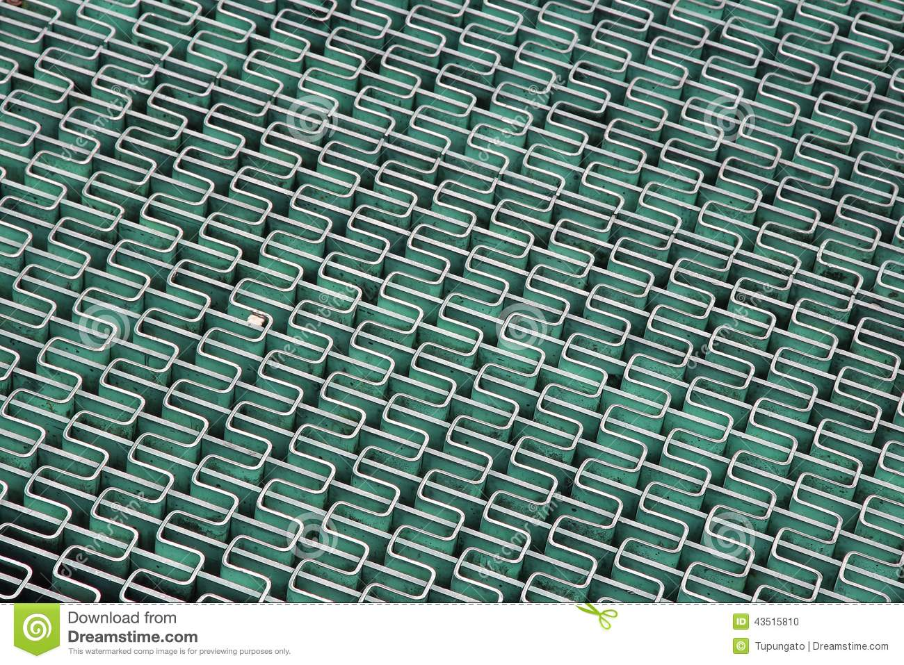 Metal Walkway Stock Photo Image Of Walkway Stainless