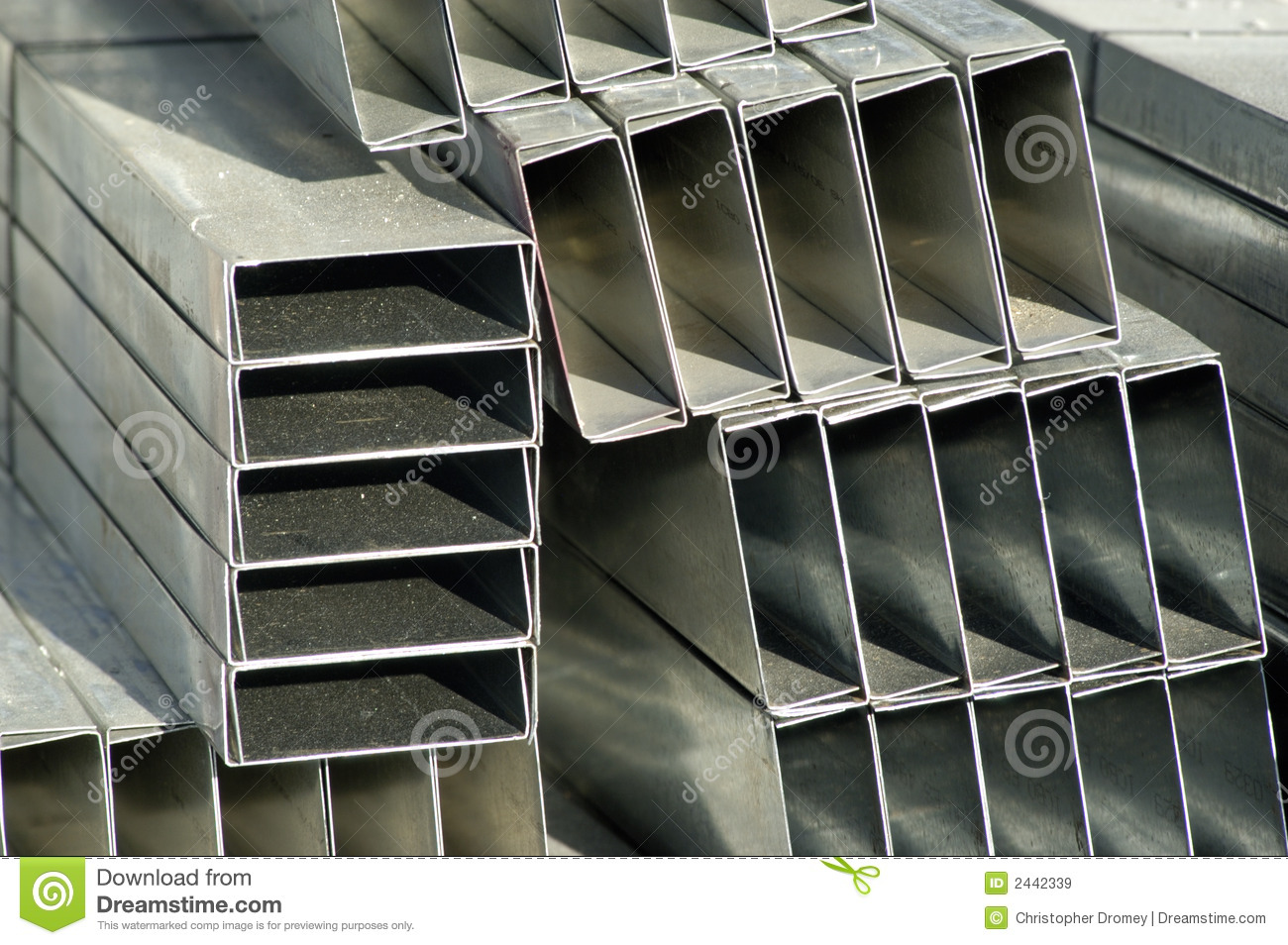 Metal Wall Studs Royalty Free Stock Images Image 2442339