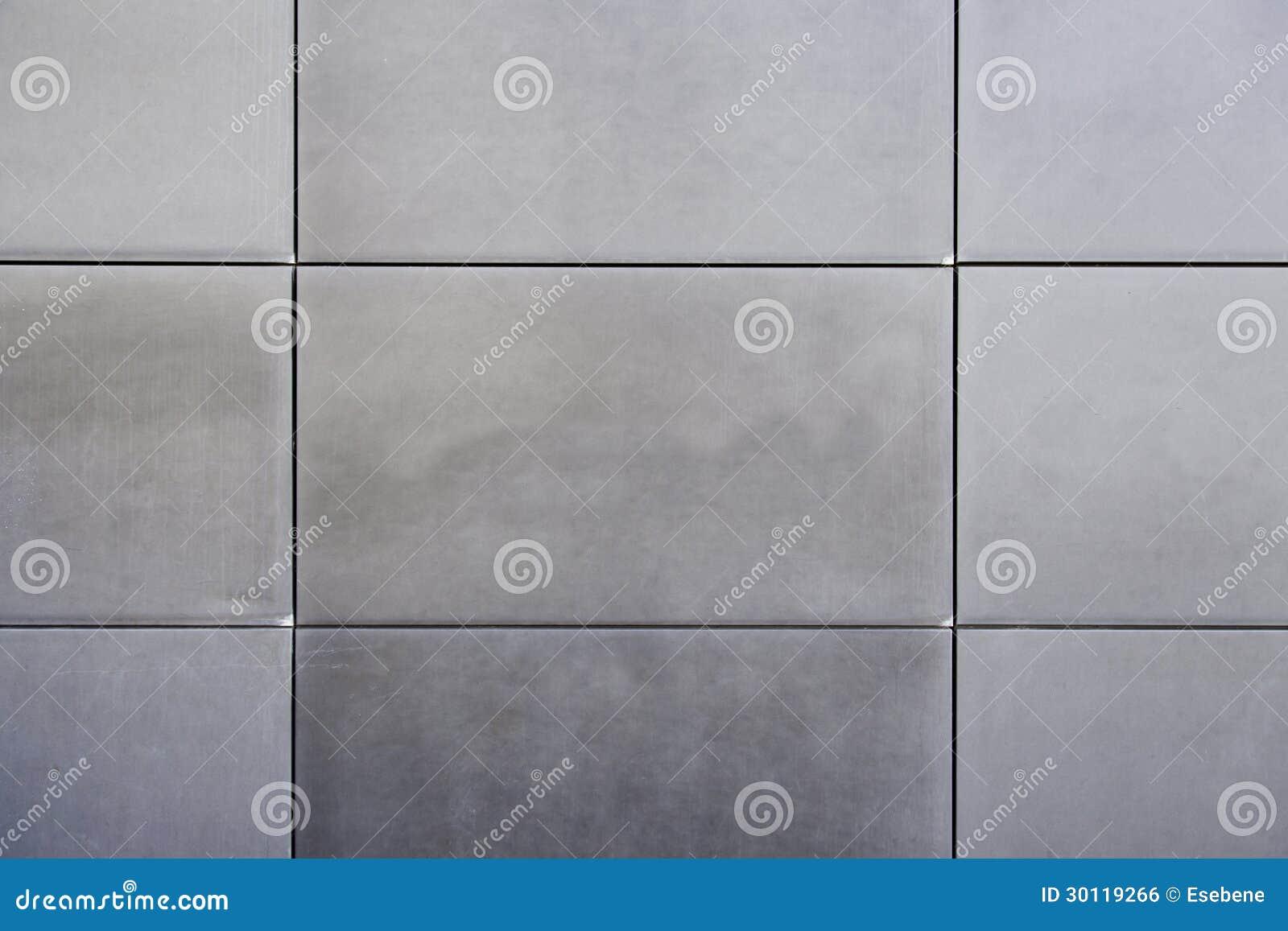 Metal Wall Tiles metal wall tiles royalty free stock image - image: 30119266