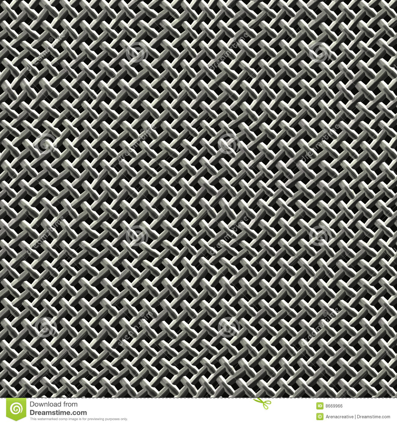 Metal Wire Mesh stock illustration. Illustration of gray - 8669966