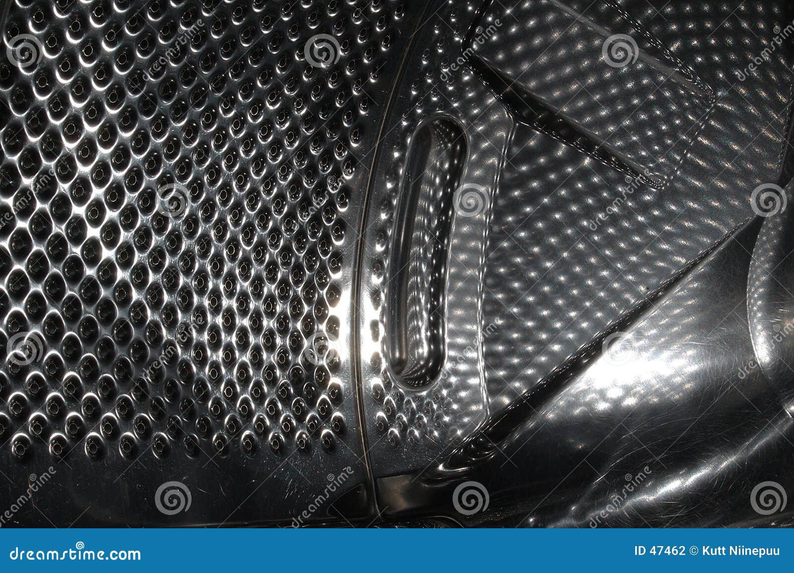 Metalicznej abstrakcyjna konsystencja