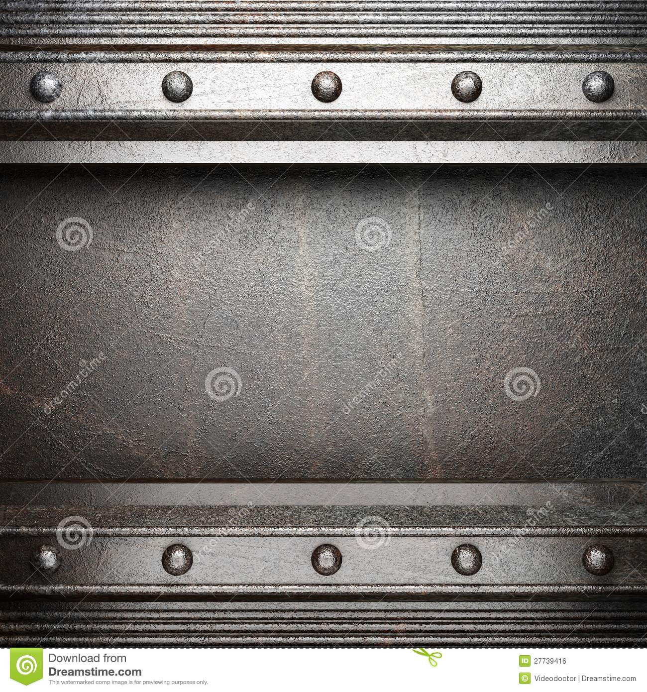 Metall background