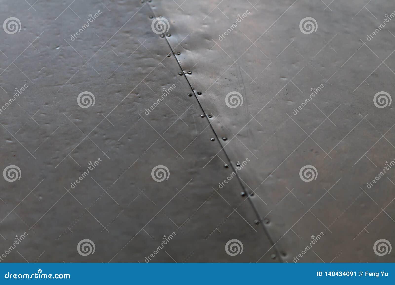 Metall nier textur