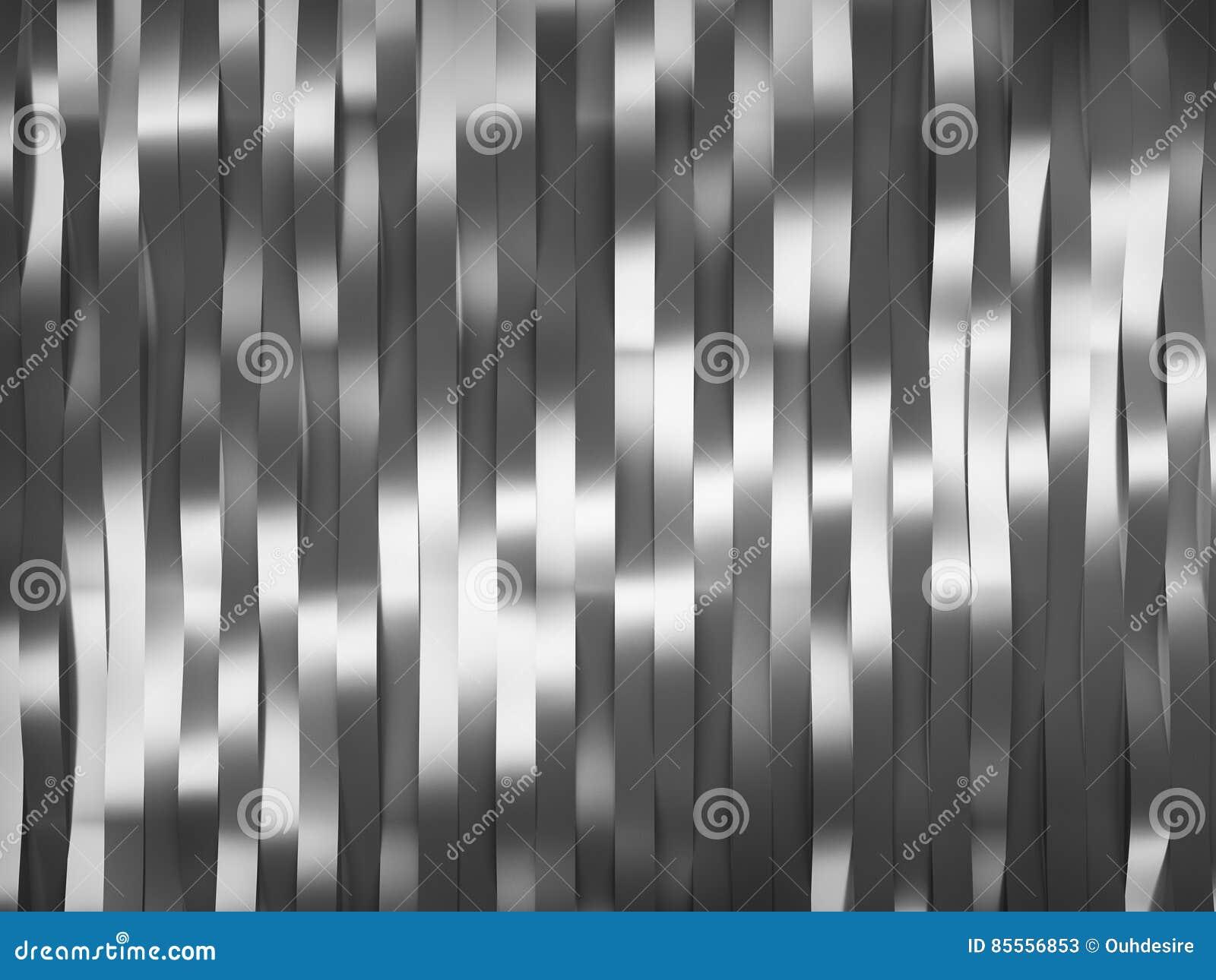 Metall streift Hintergrund