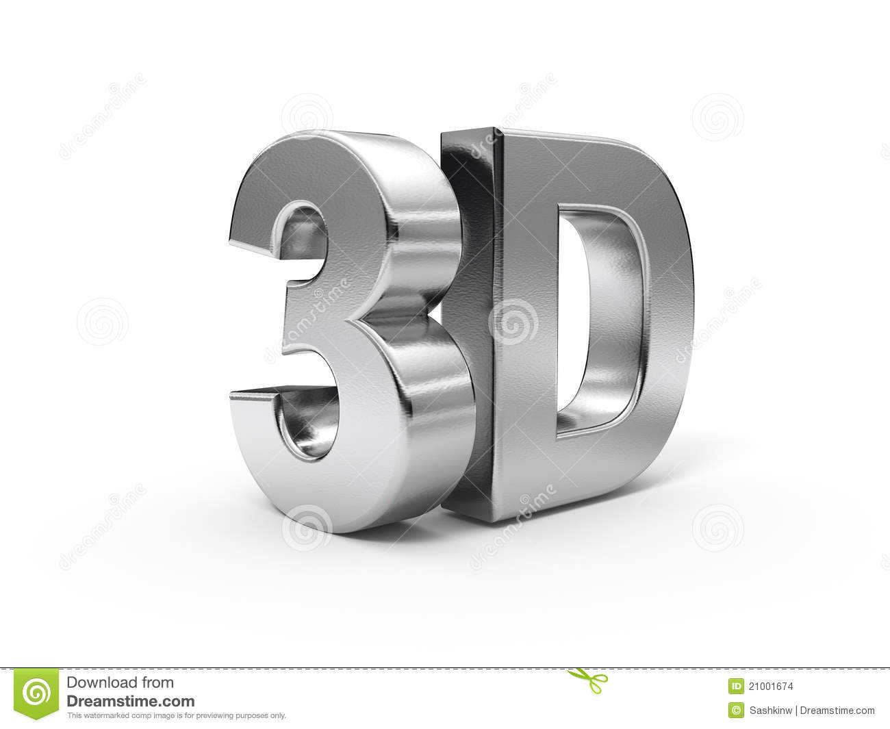 Http Www Dreamstime Com Stock Images Metallic 3d Word Image21001674