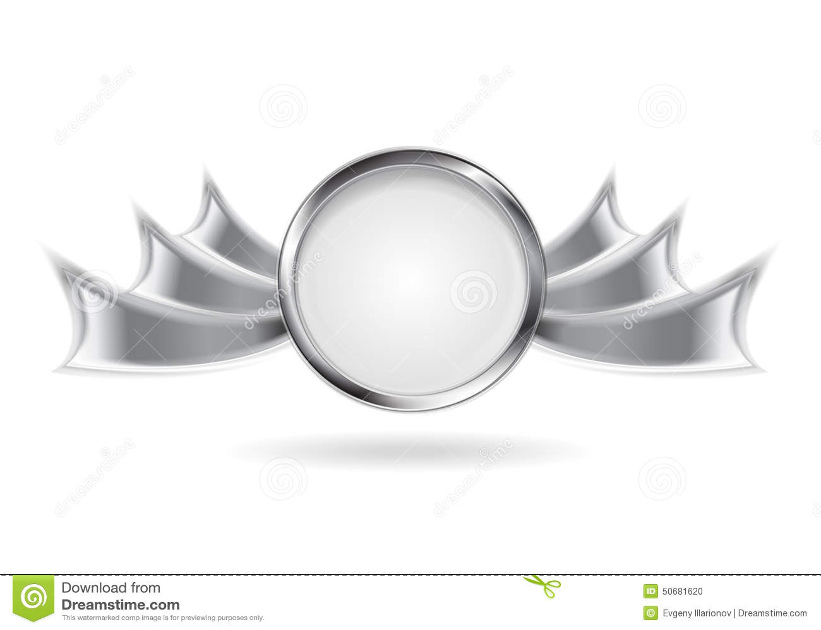 emblem background silver - photo #38