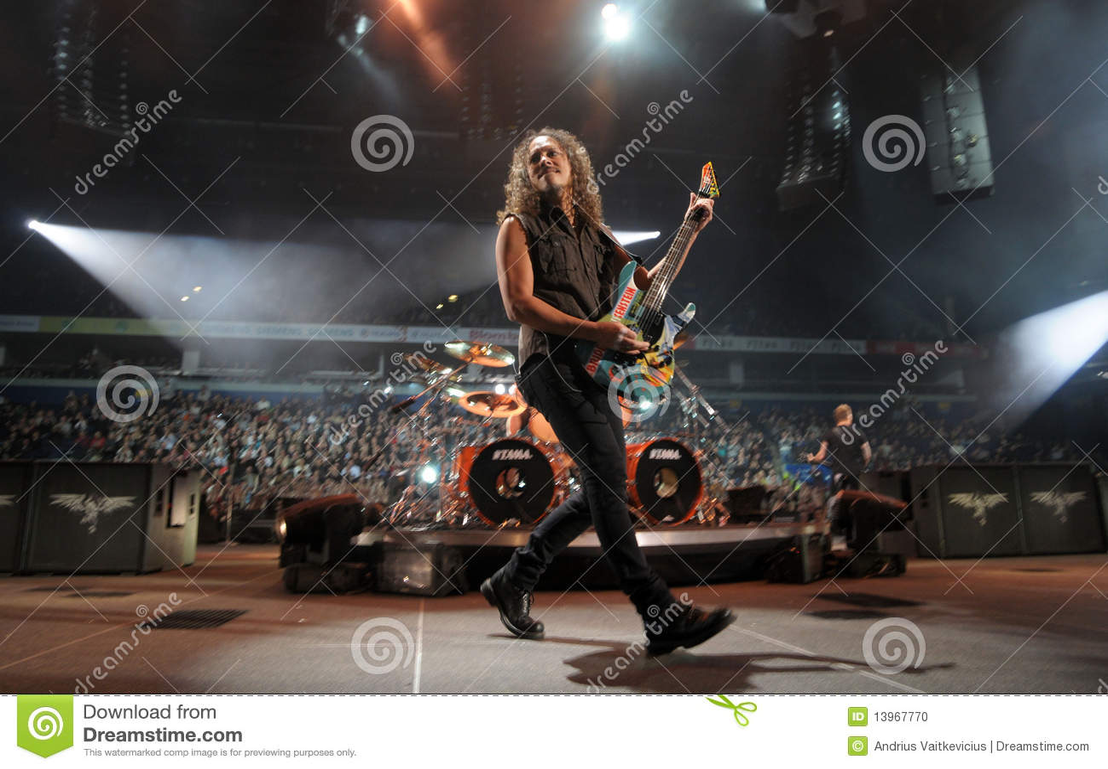 Metallica en tournée