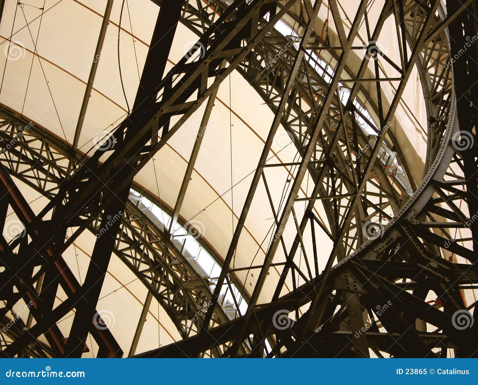 Metallische Struktur