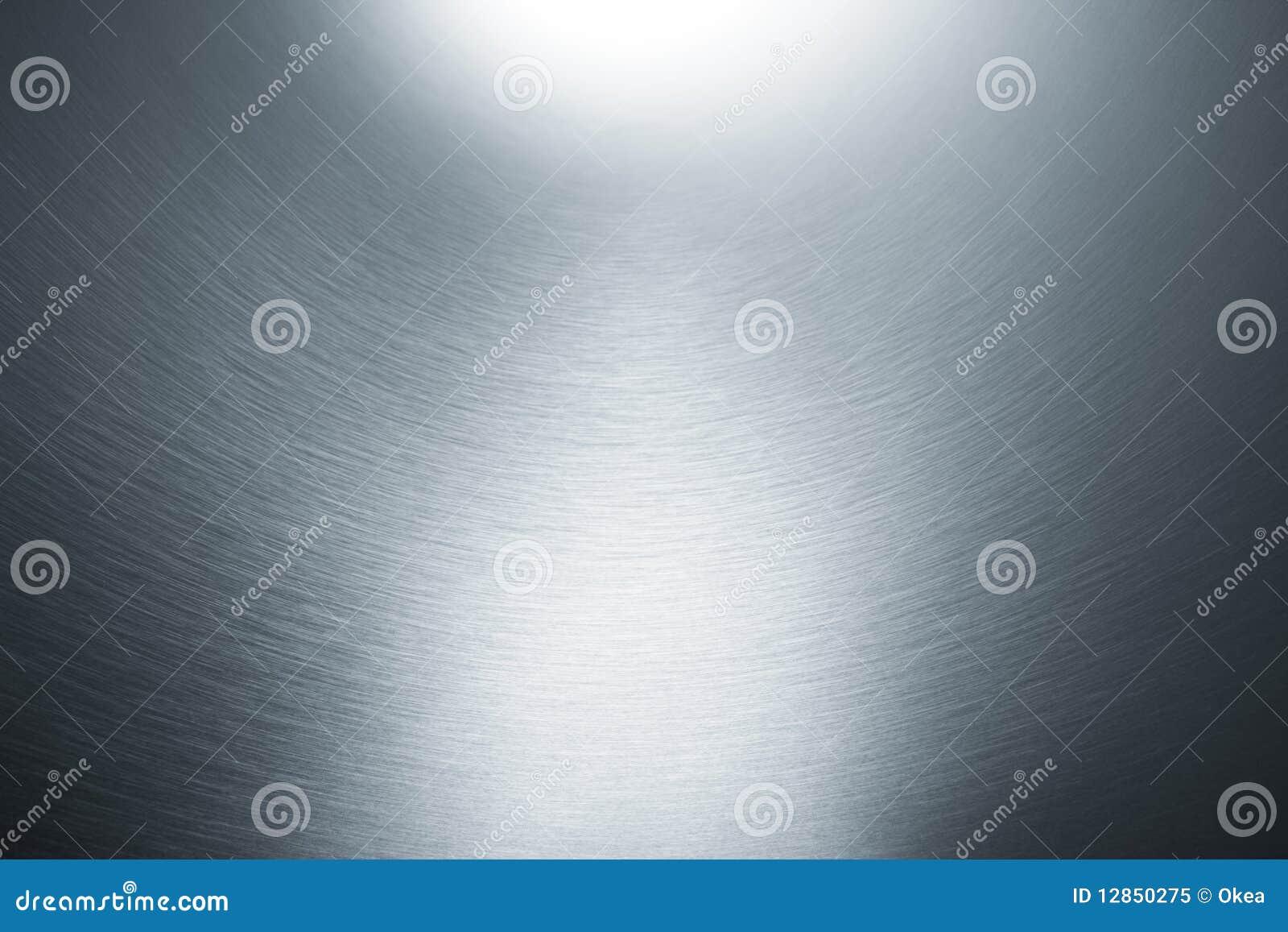 Metallisk silver för bakgrund