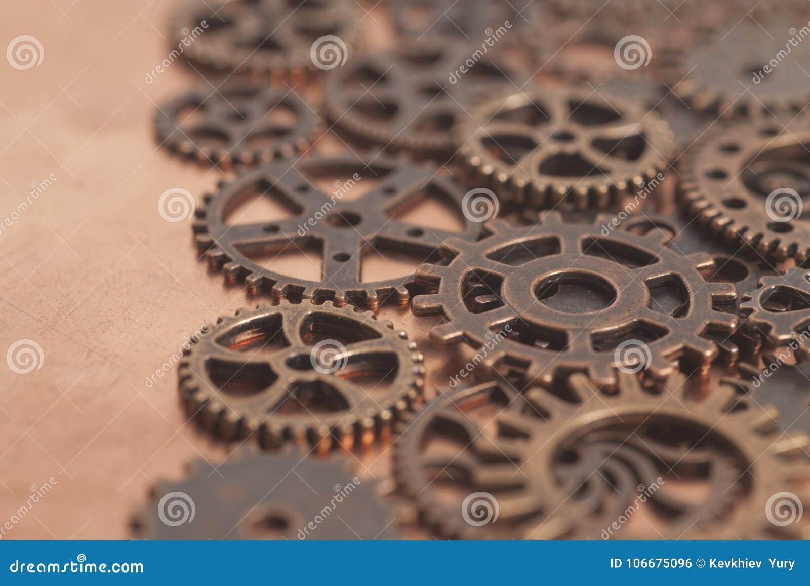 Metallkugghjulhjul