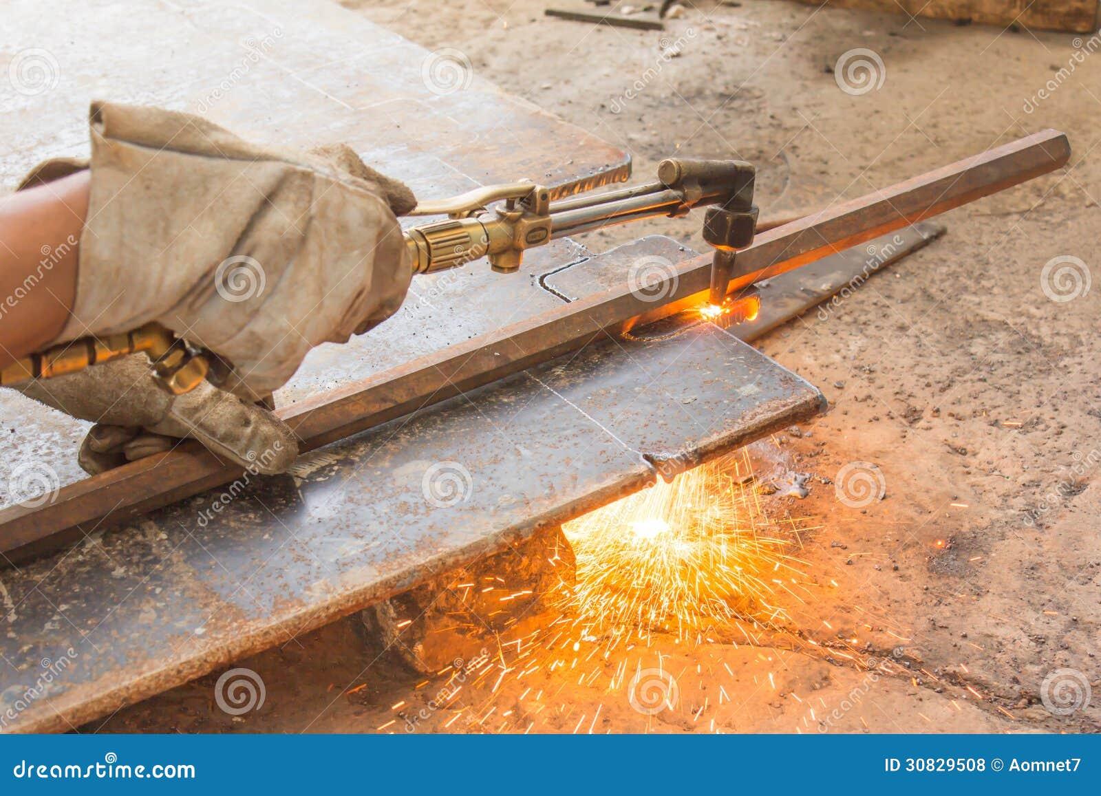 Metallo di Cutting del saldatore