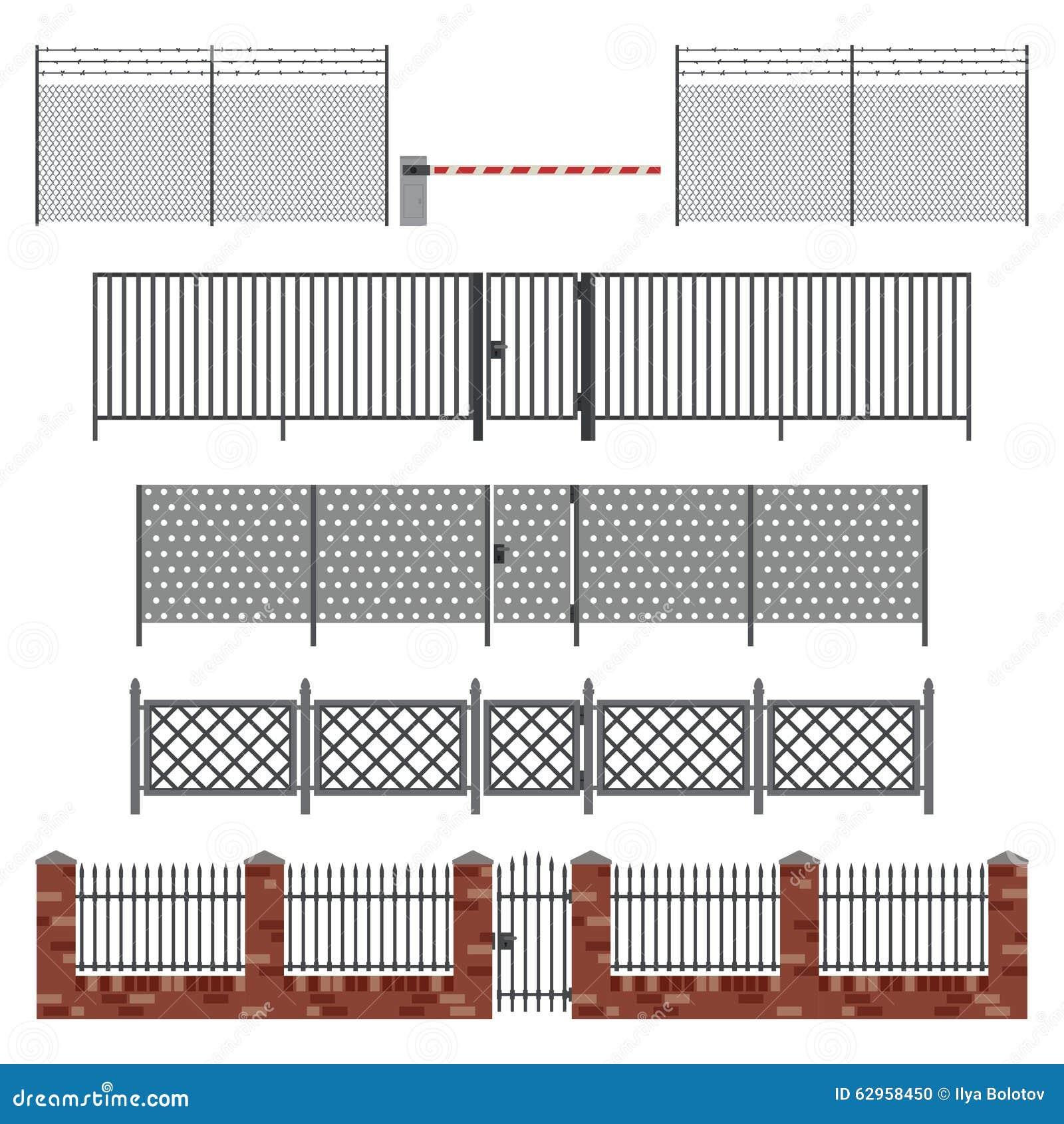 metallz une und tore vektor abbildung bild von rand 62958450. Black Bedroom Furniture Sets. Home Design Ideas