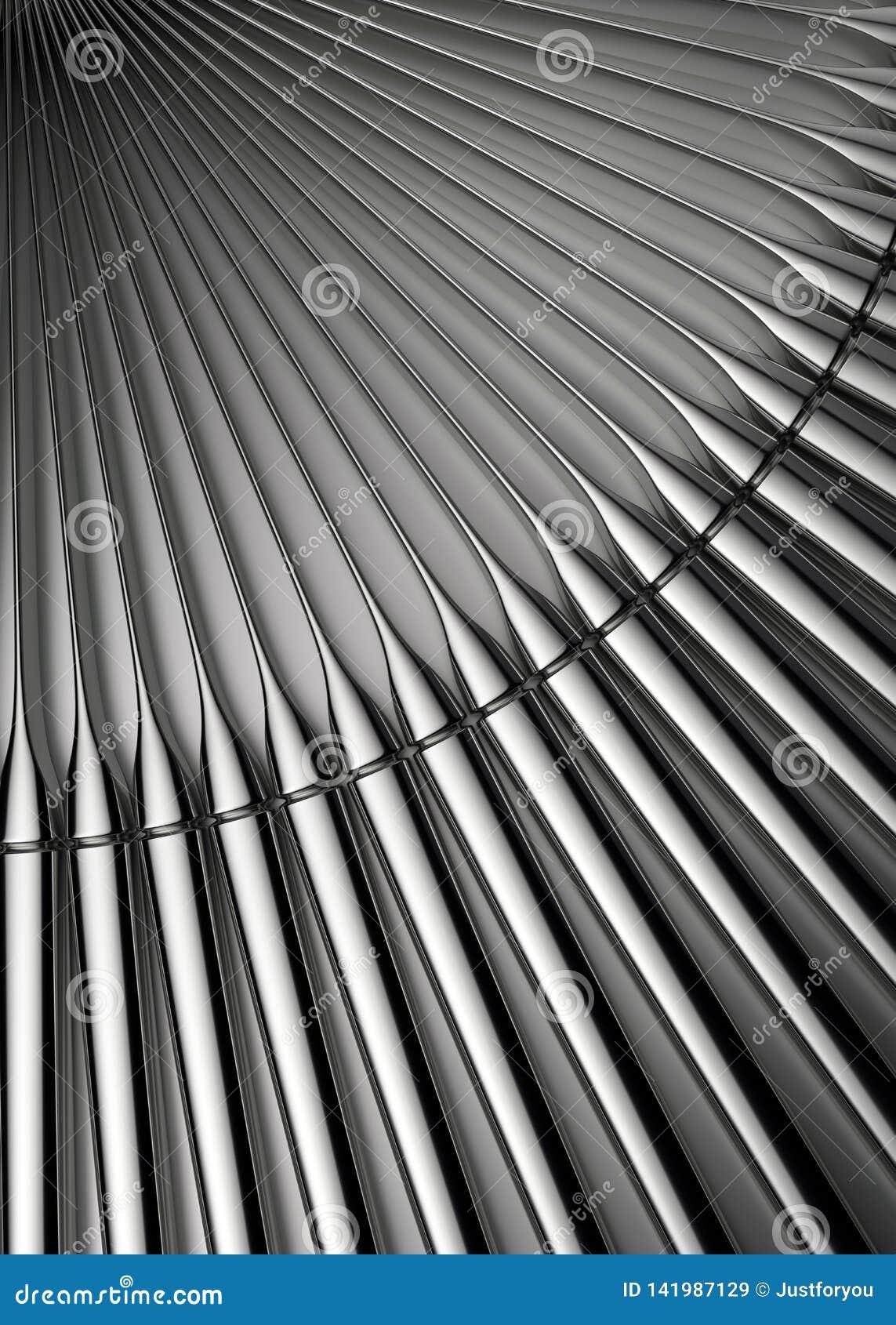 Metalowe abstrakcyjne tło