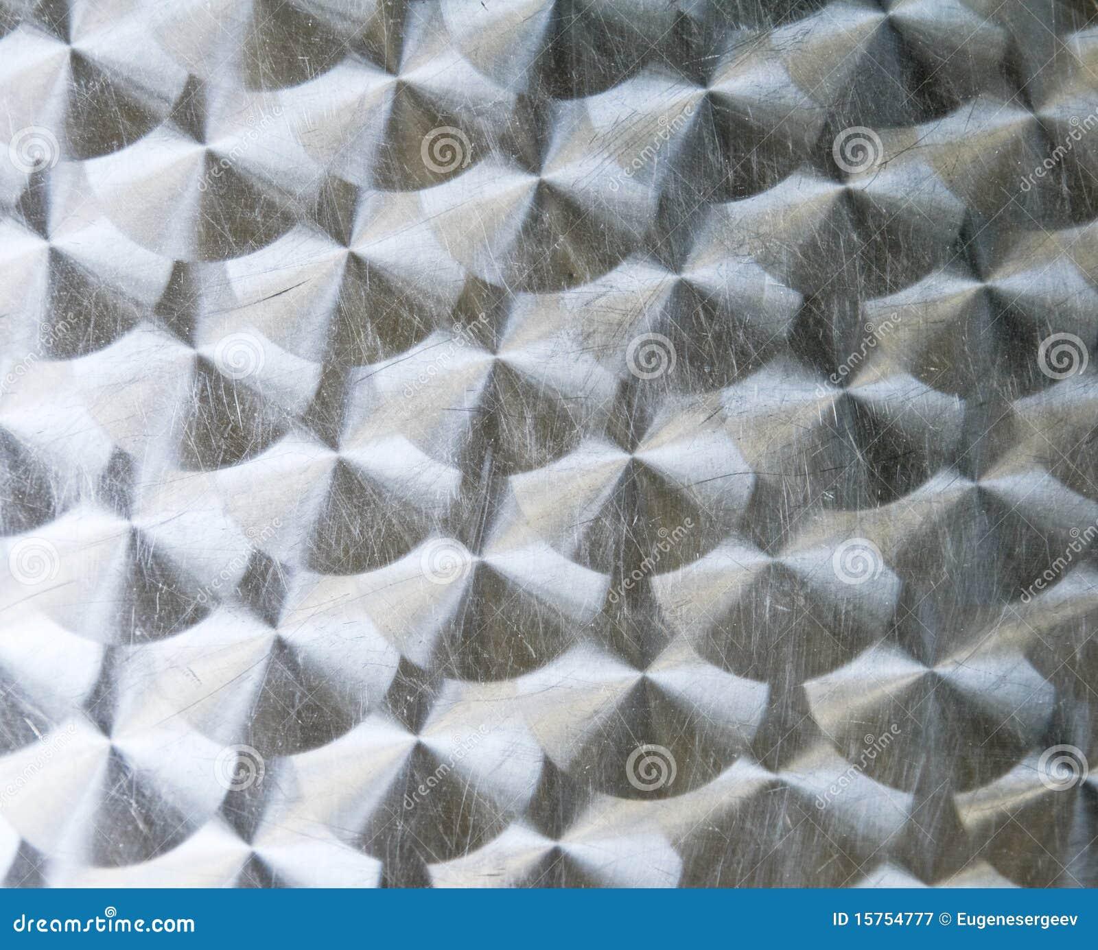 Metalu jaśnienia powierzchnia