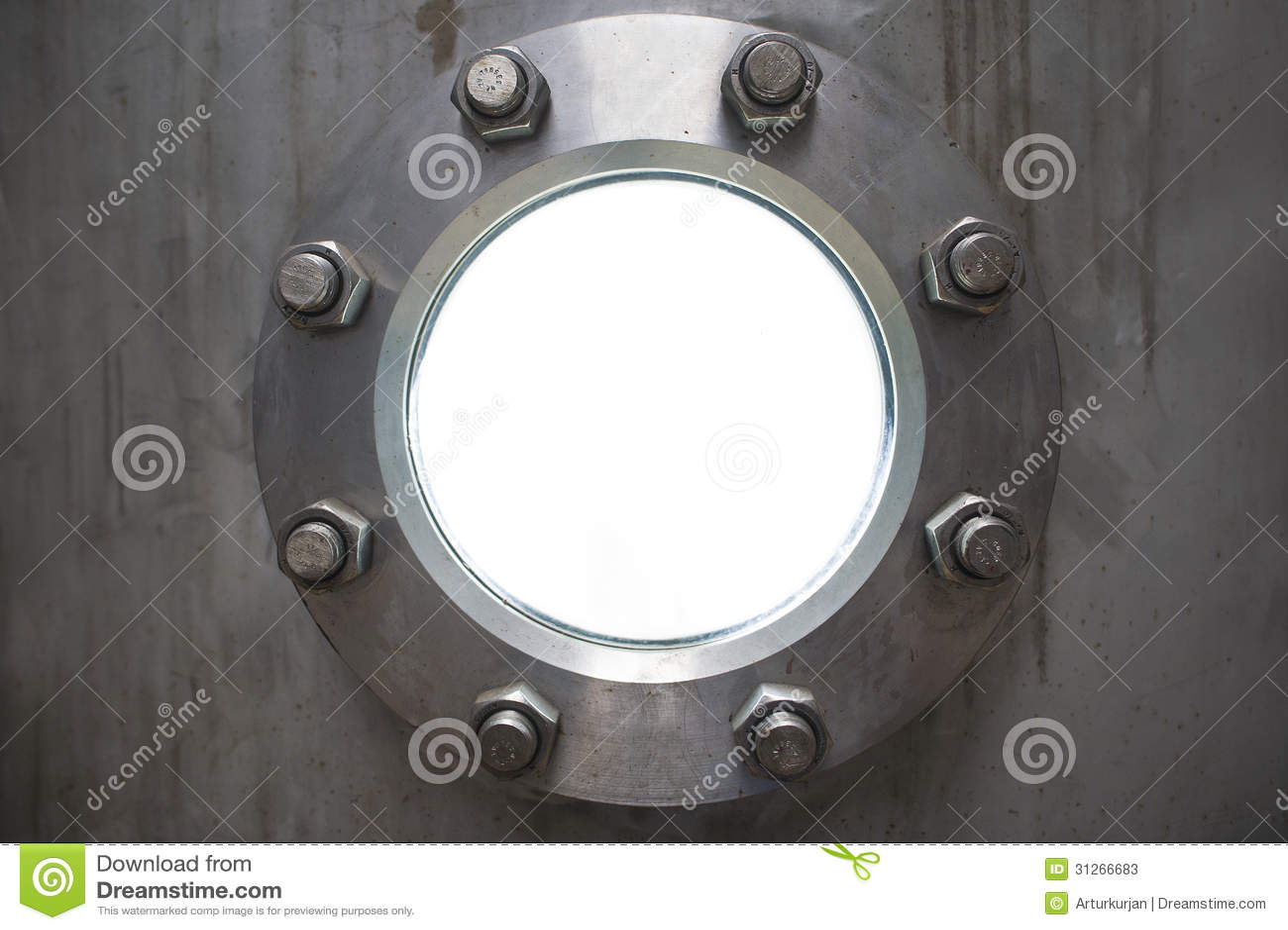 Metalu porthole