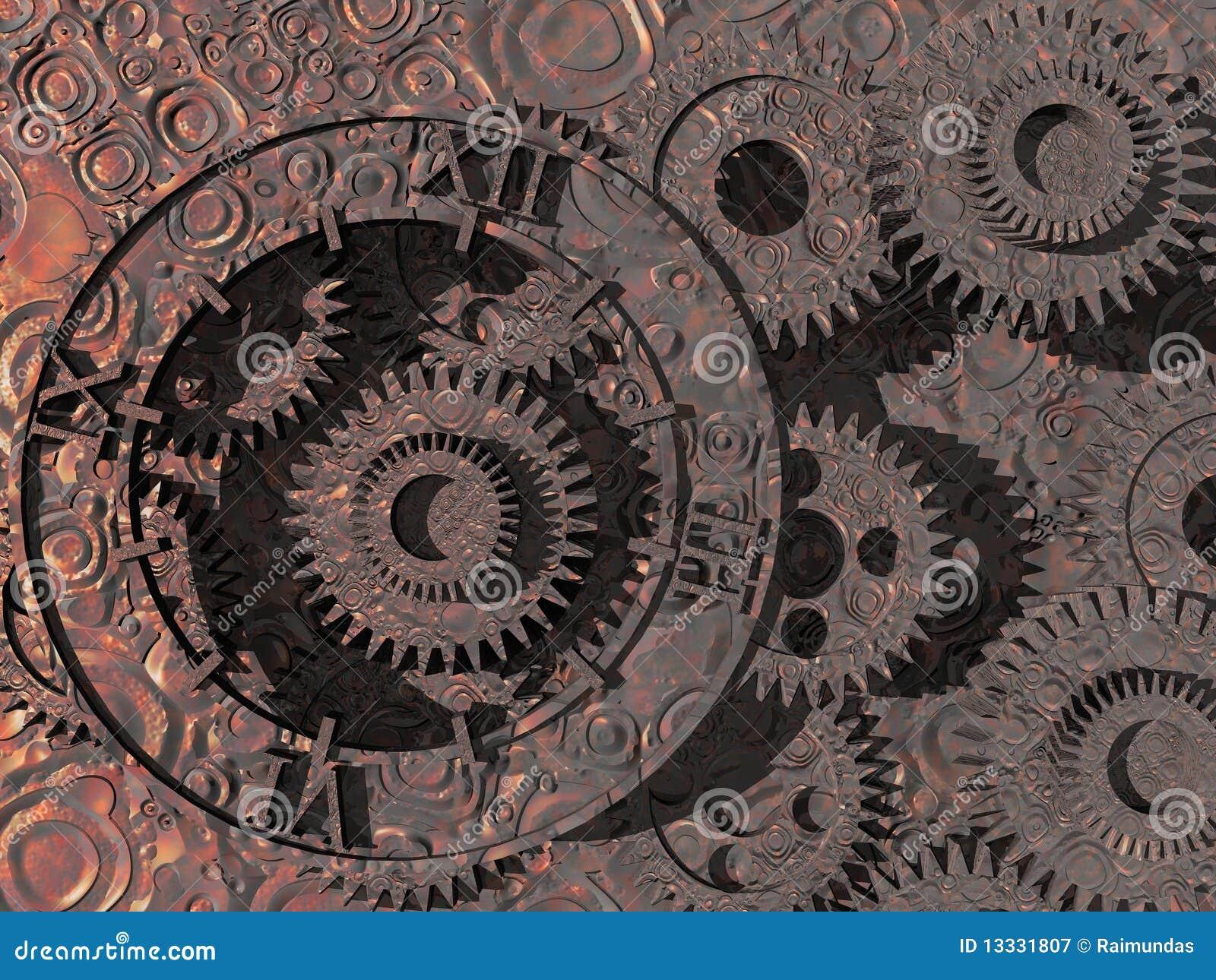 Metamorfizacja czas