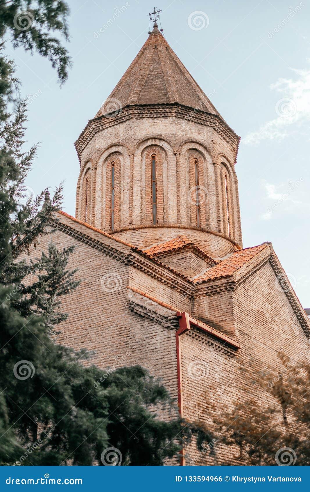 Metekhi kyrka av antagandet