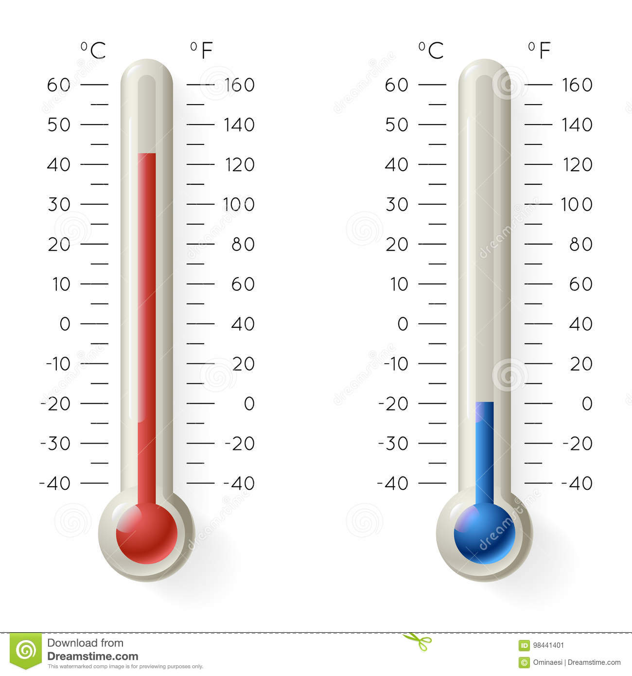 Hot cold weather stock illustrations 4 387 hot cold weather stock illustrations vectors - Temperature frigo 10 degres ...