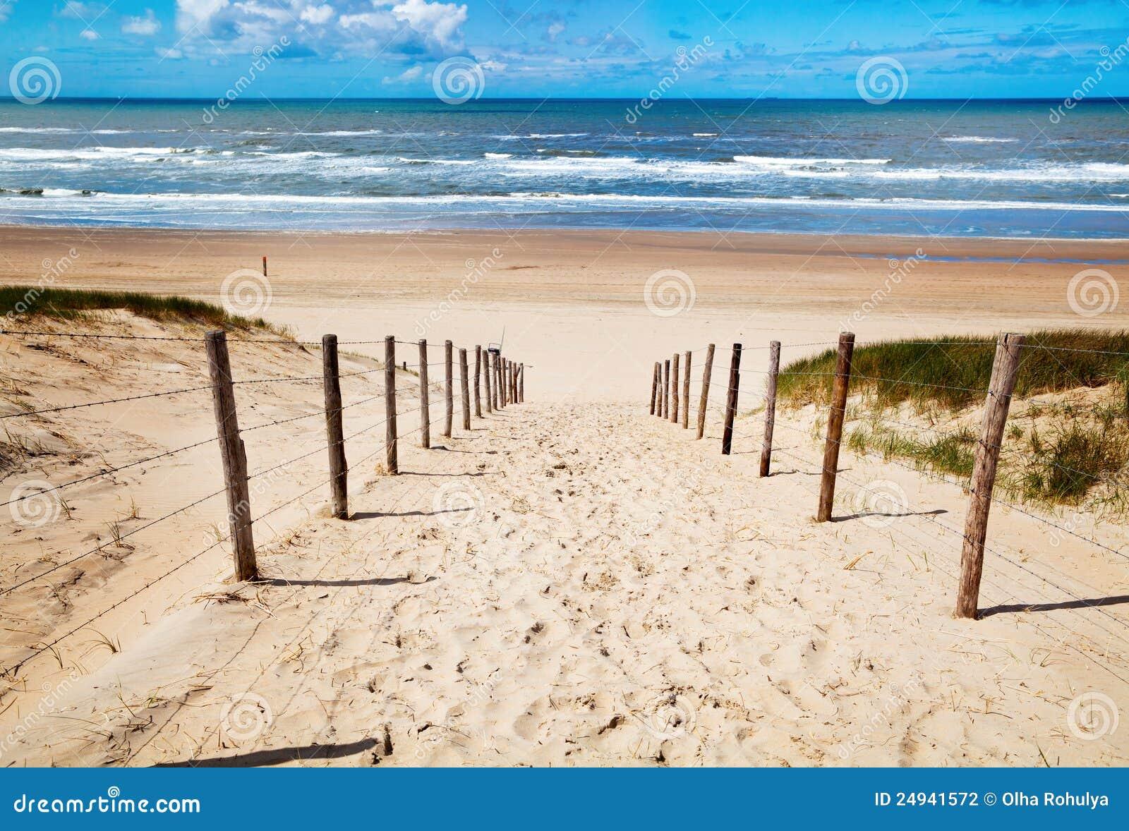 Methode zum Strand