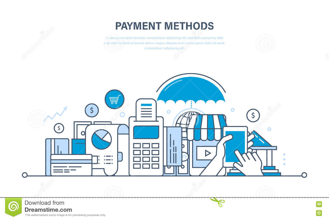 Online payment options canada