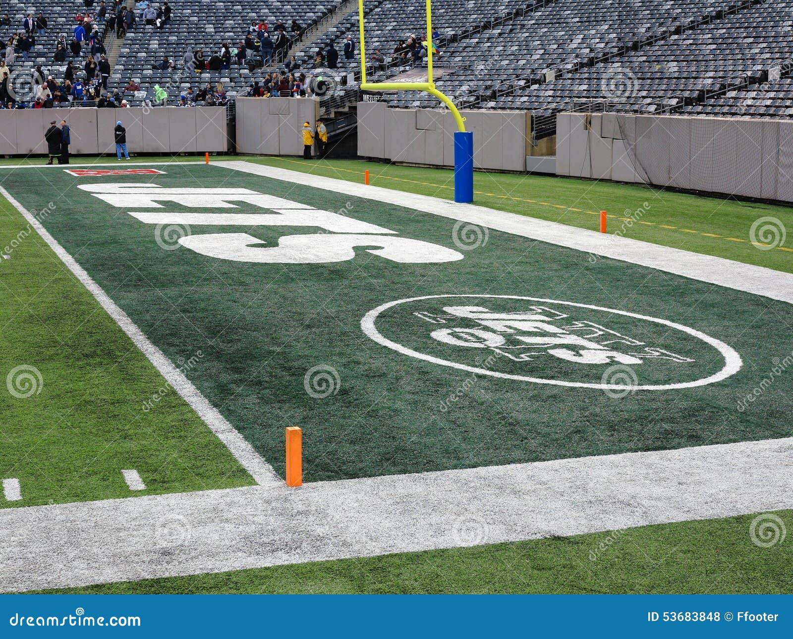 MetLife Stadium - New York Jets Giants Editorial Stock ...