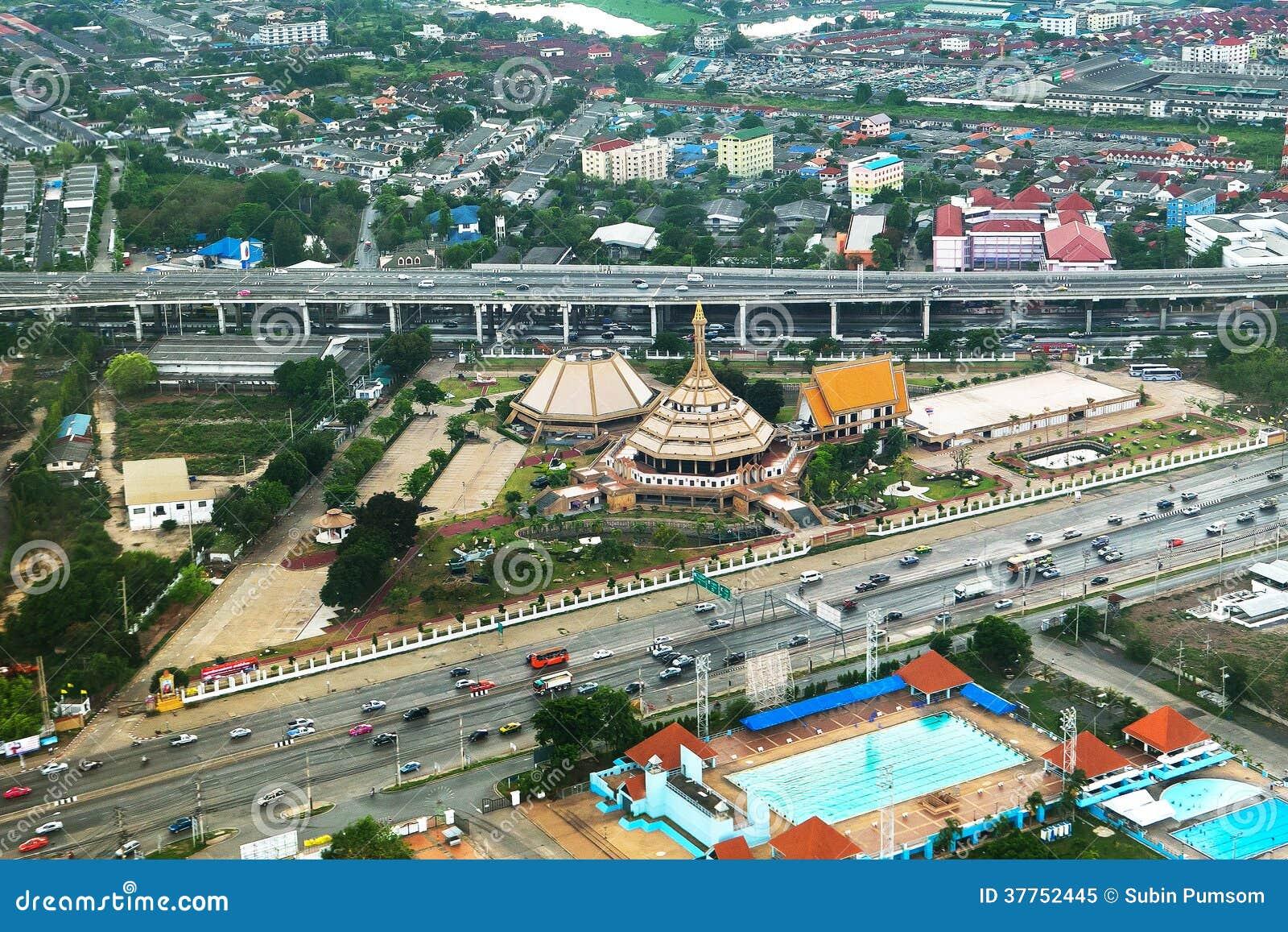Metrópoli de Bangkok