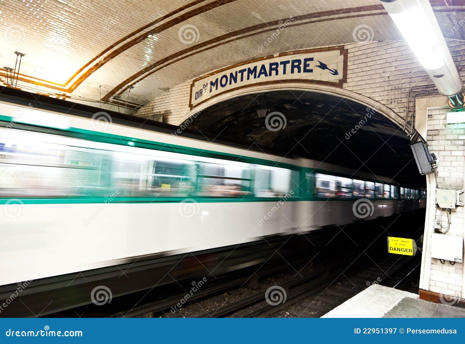 Metra Paris stacja