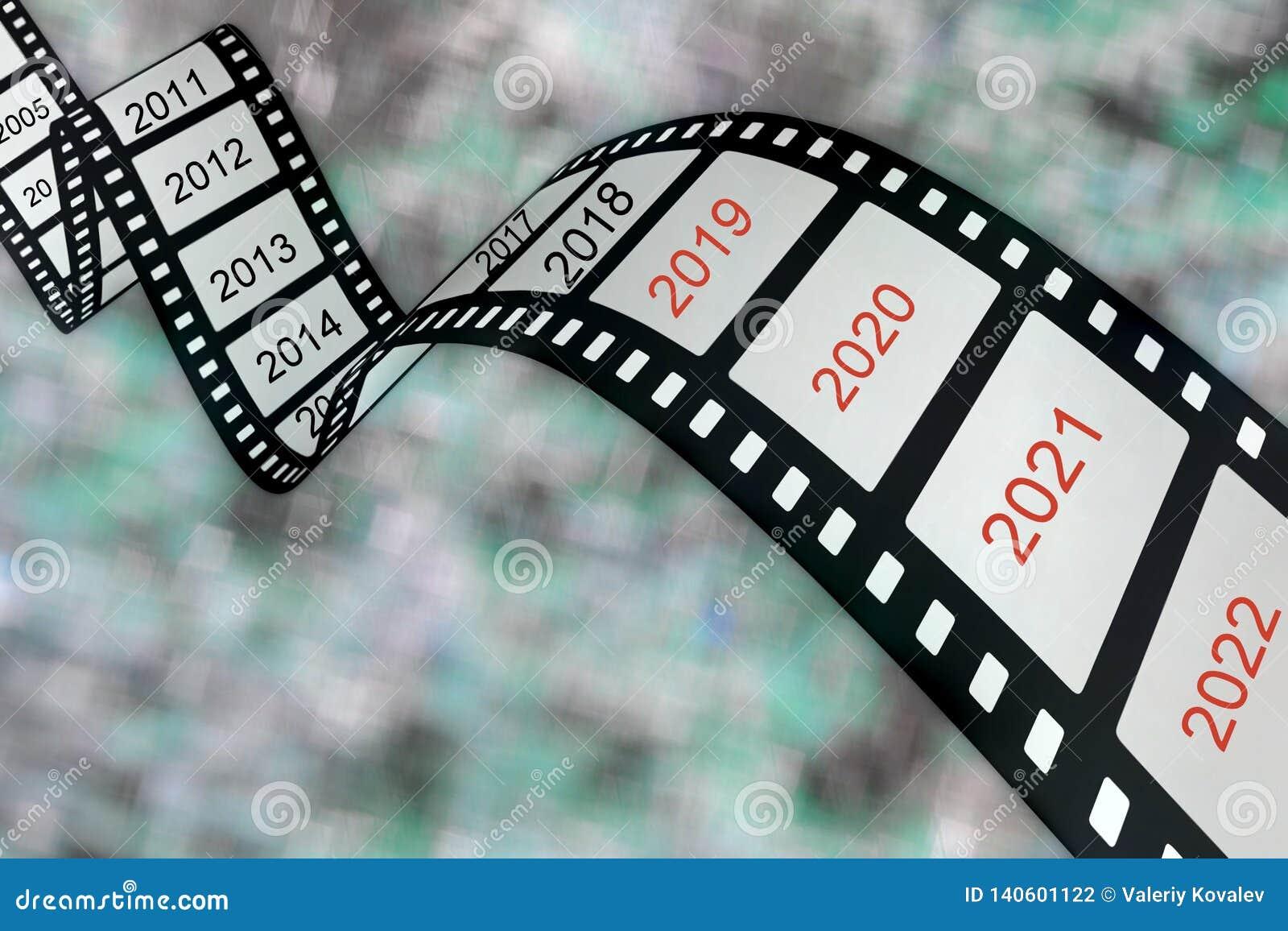 Metragem do filme da vida