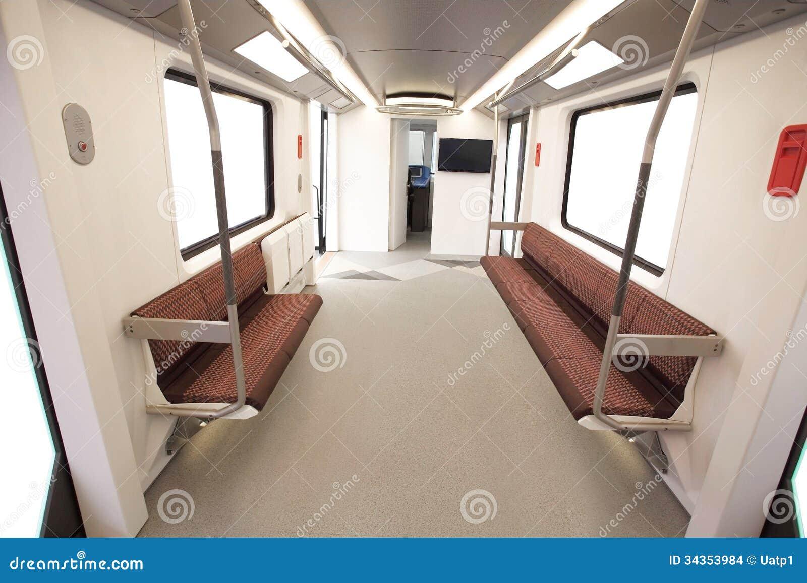Metro carriage stock images image 34353984 - Carrage metro ...