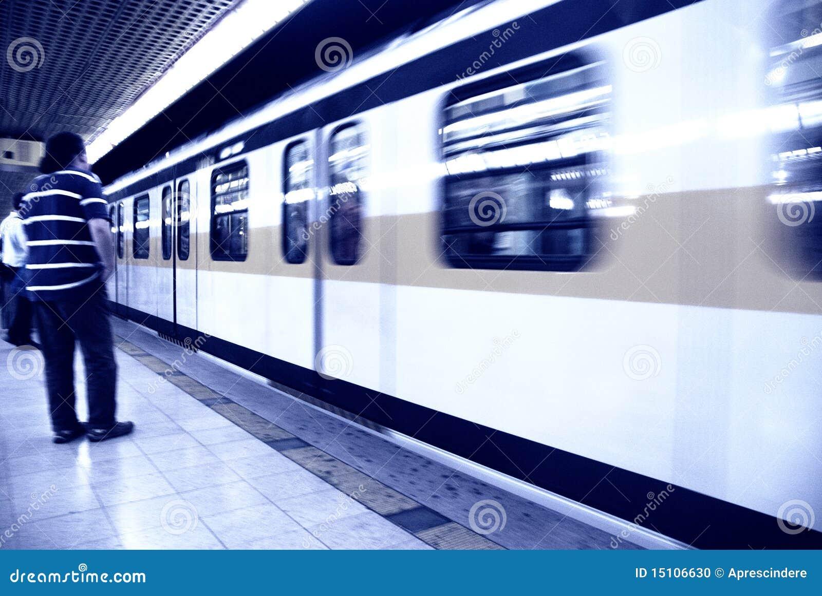 Metro de espera