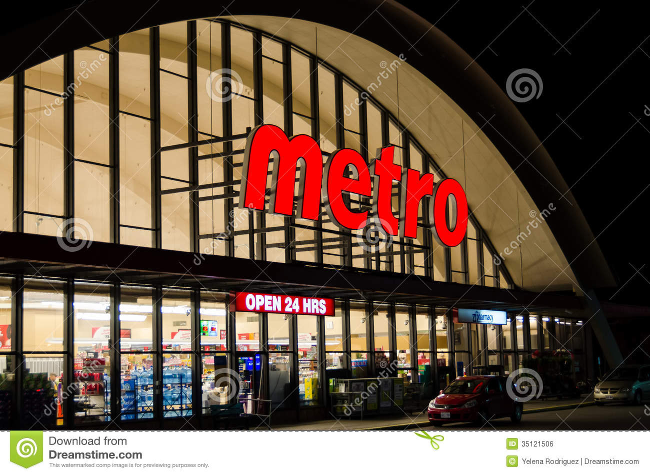 Food Stores In Toronto Canada