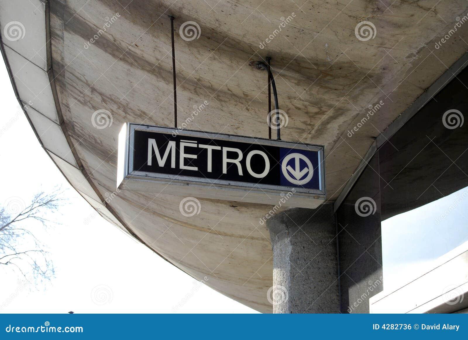 Metro/Subway