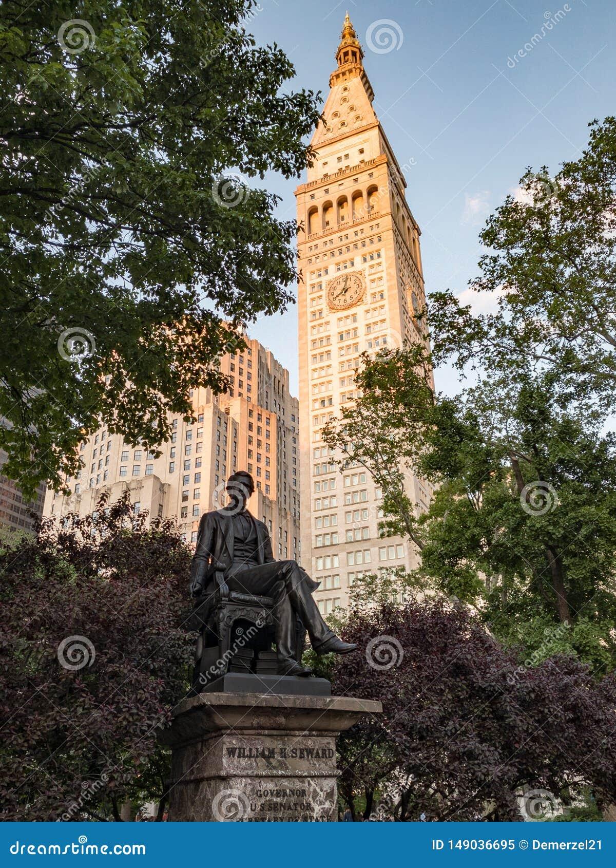 Metropolitan Life Insurance Company Tower - New York City ...