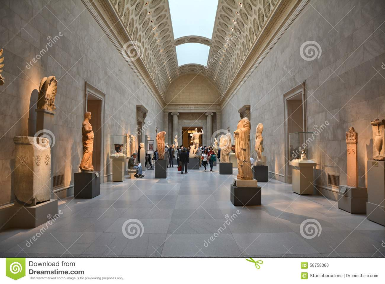 Metropolitan museum of art nyc editorial image image for Metropolitan museum of art in new york