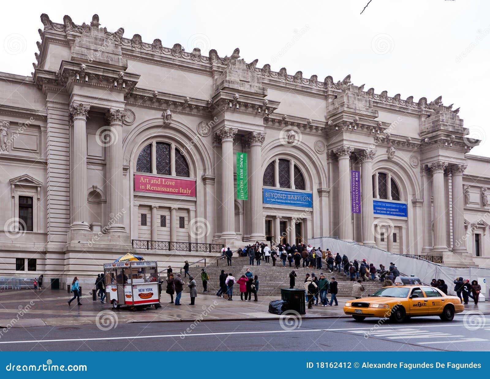 Metropolitan museum new york city editorial photography for Nyc metropolitan museum of art