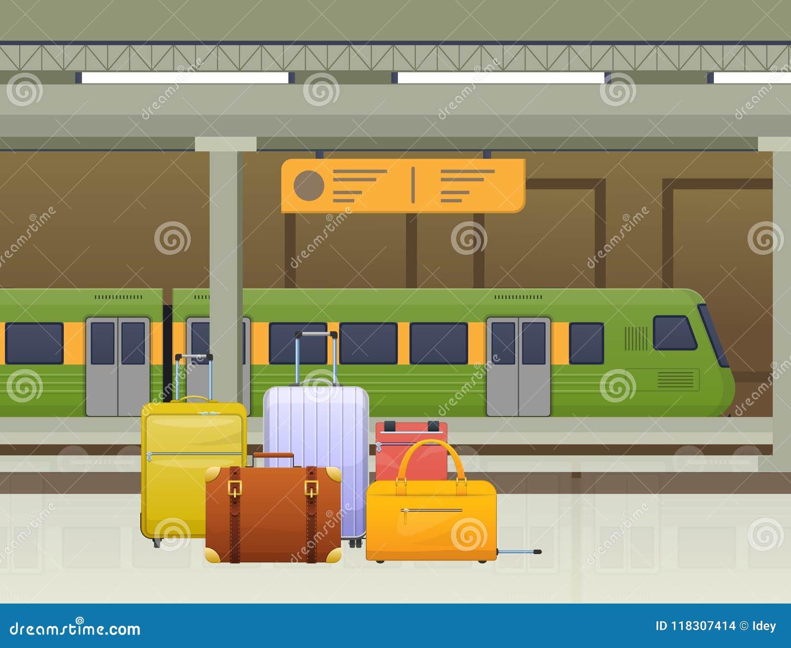 Metrotram, openbaar vervoer voor volkeren, metro Trein, ondergrondse post