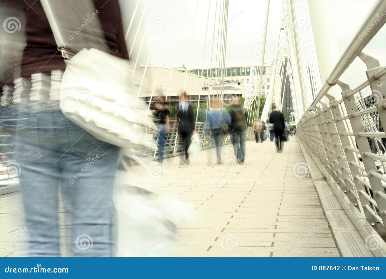 Metrowy most Waterloo