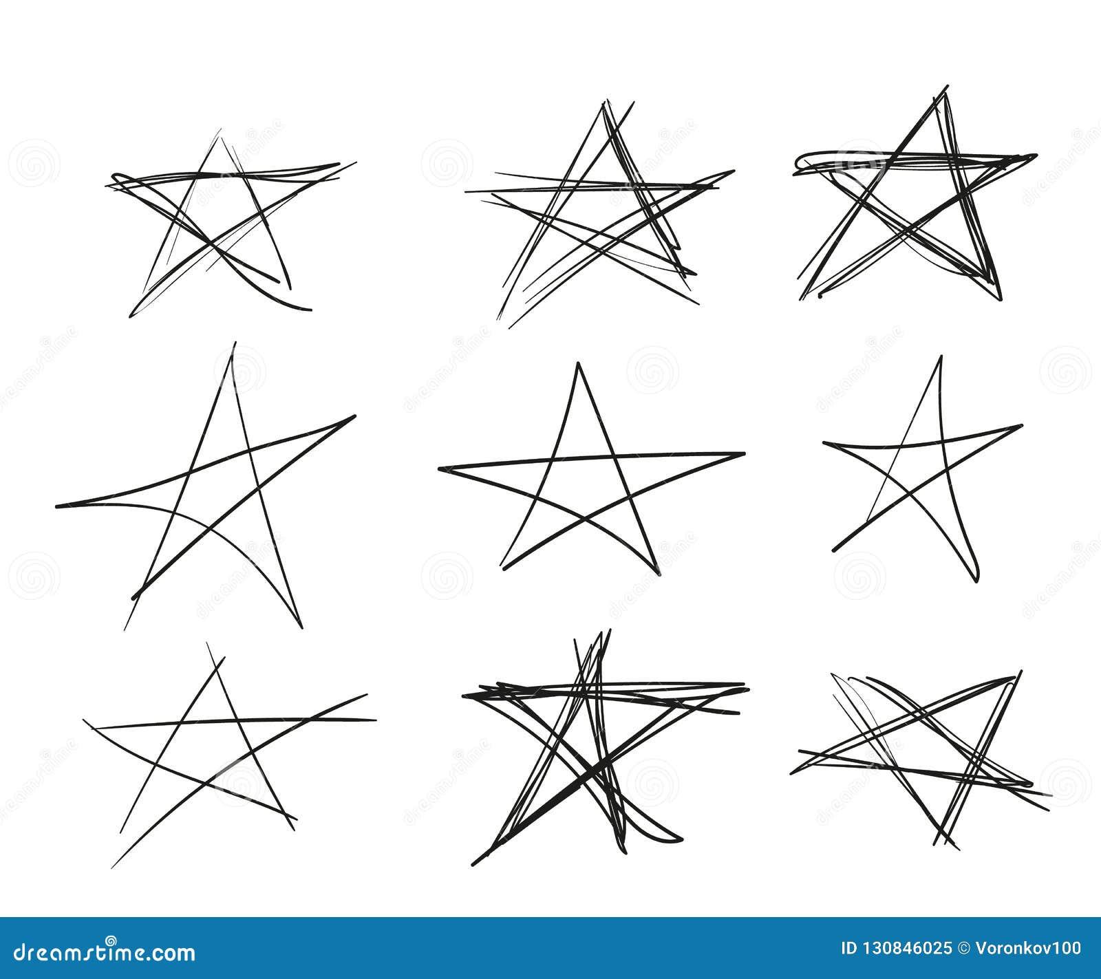 Schizzi stelle