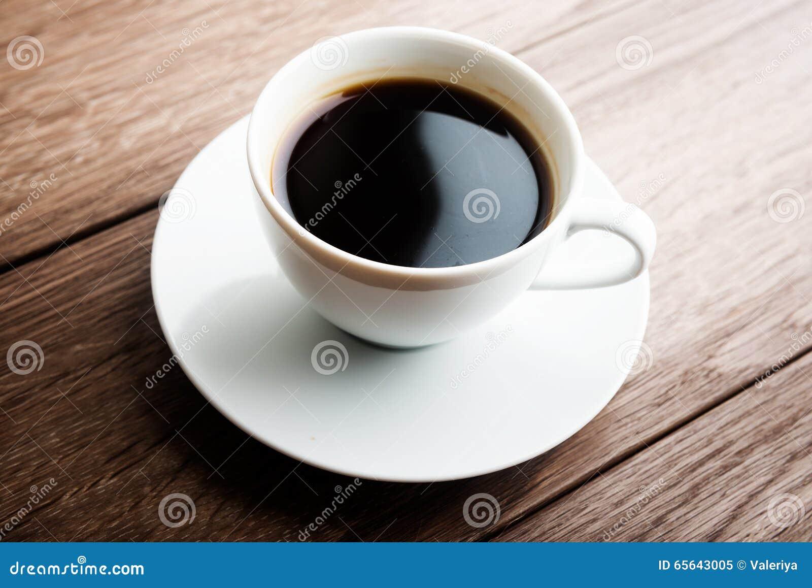 Mettez en forme de tasse le café