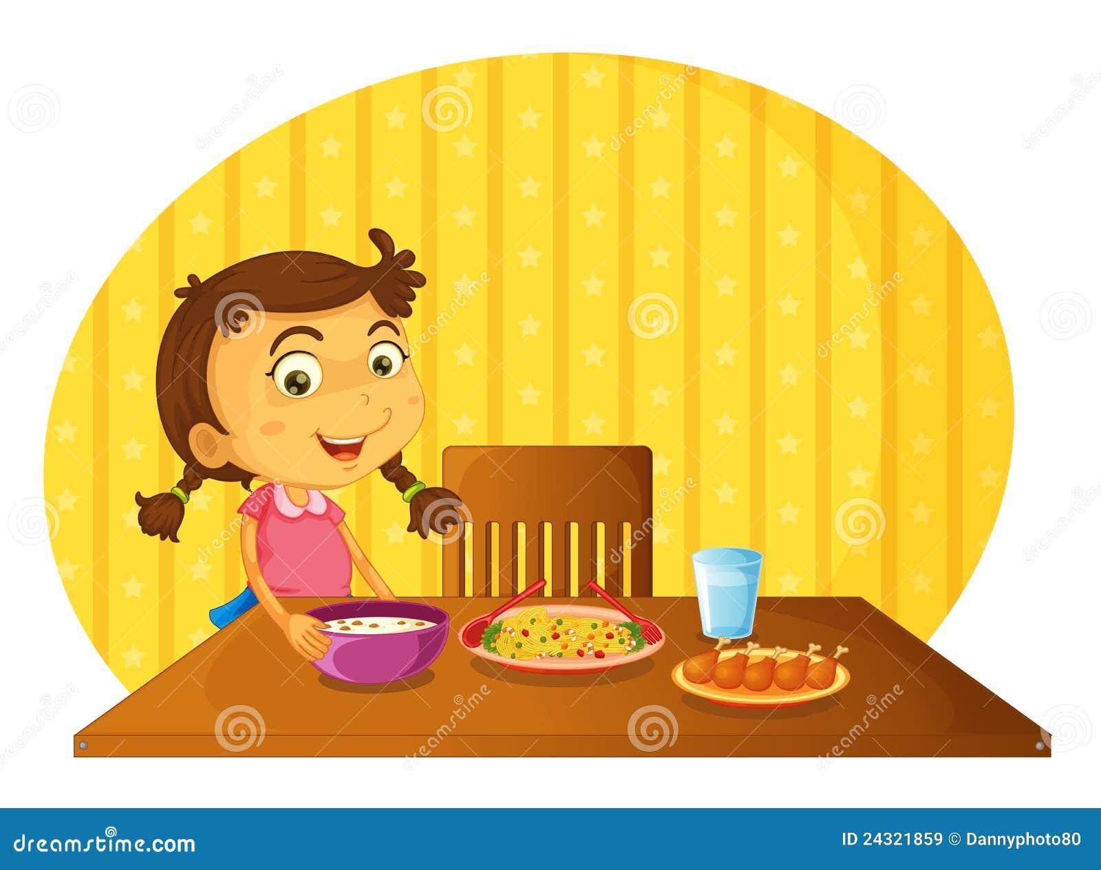 mettre la table images libres de droits image 24321859. Black Bedroom Furniture Sets. Home Design Ideas