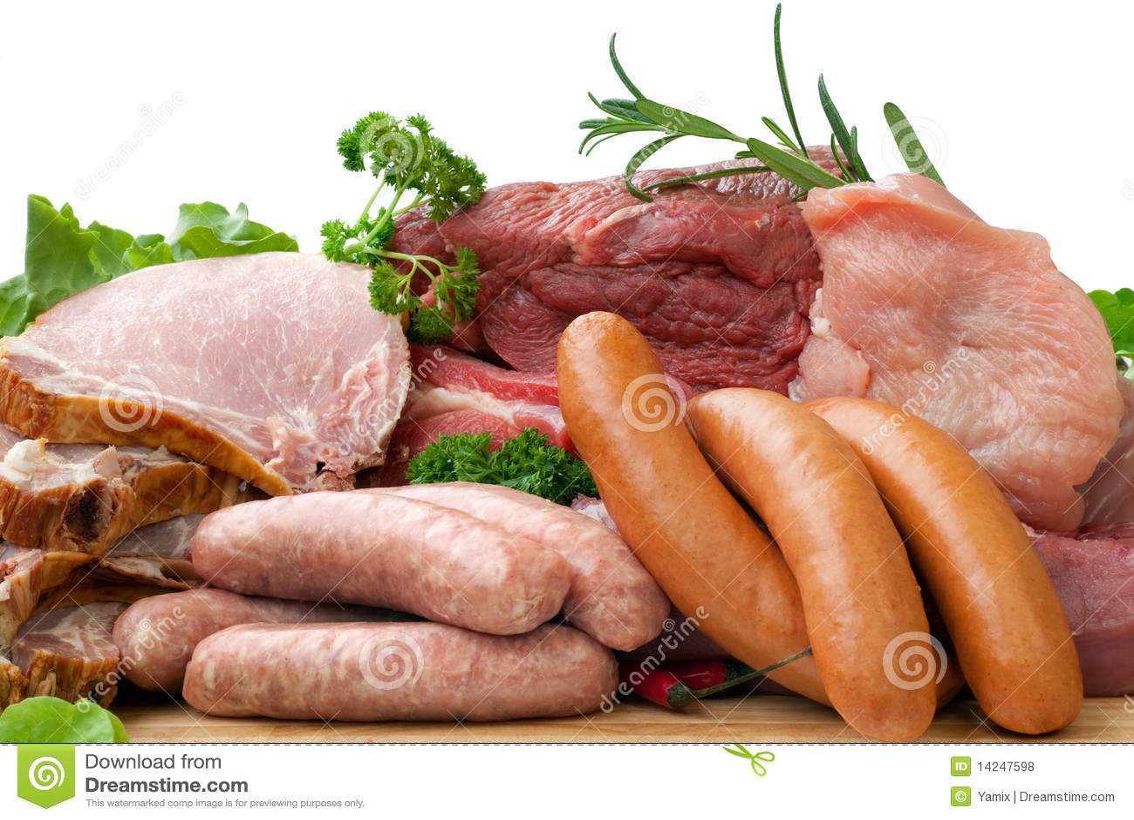 Metzger-Frischfleisch