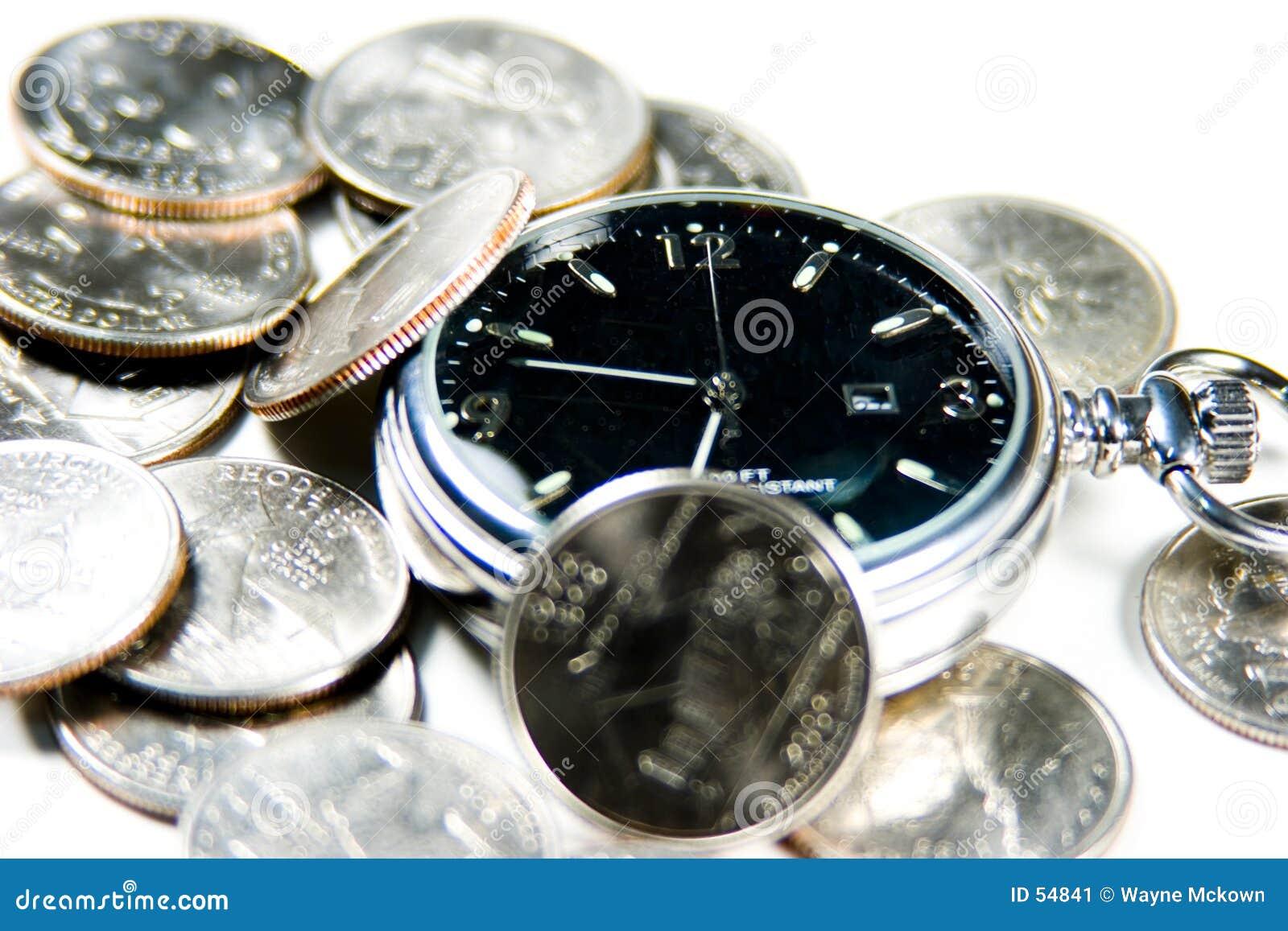 Meu tempo faz o dinheiro
