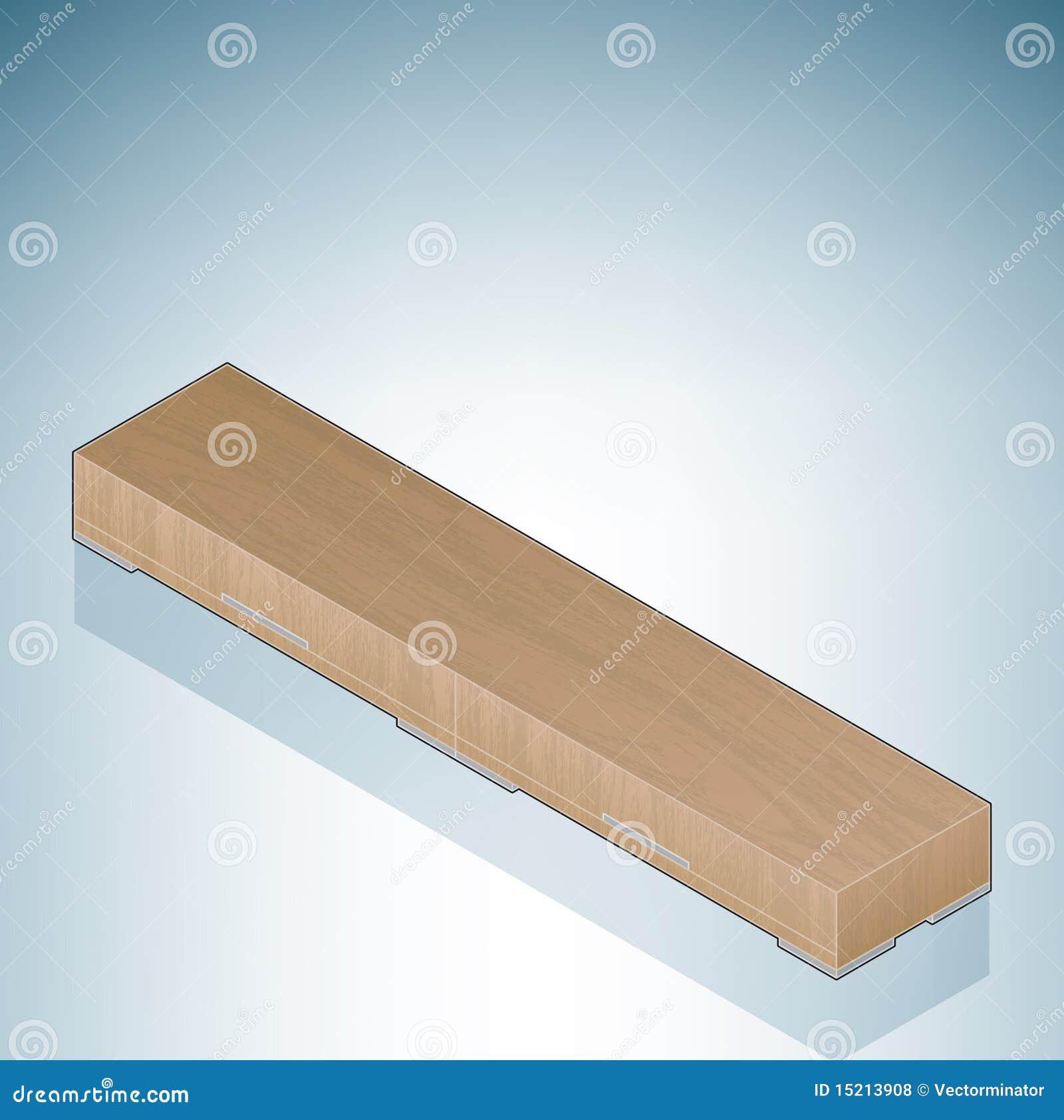 meubilair de kleine ladenkast van de slaapkamer