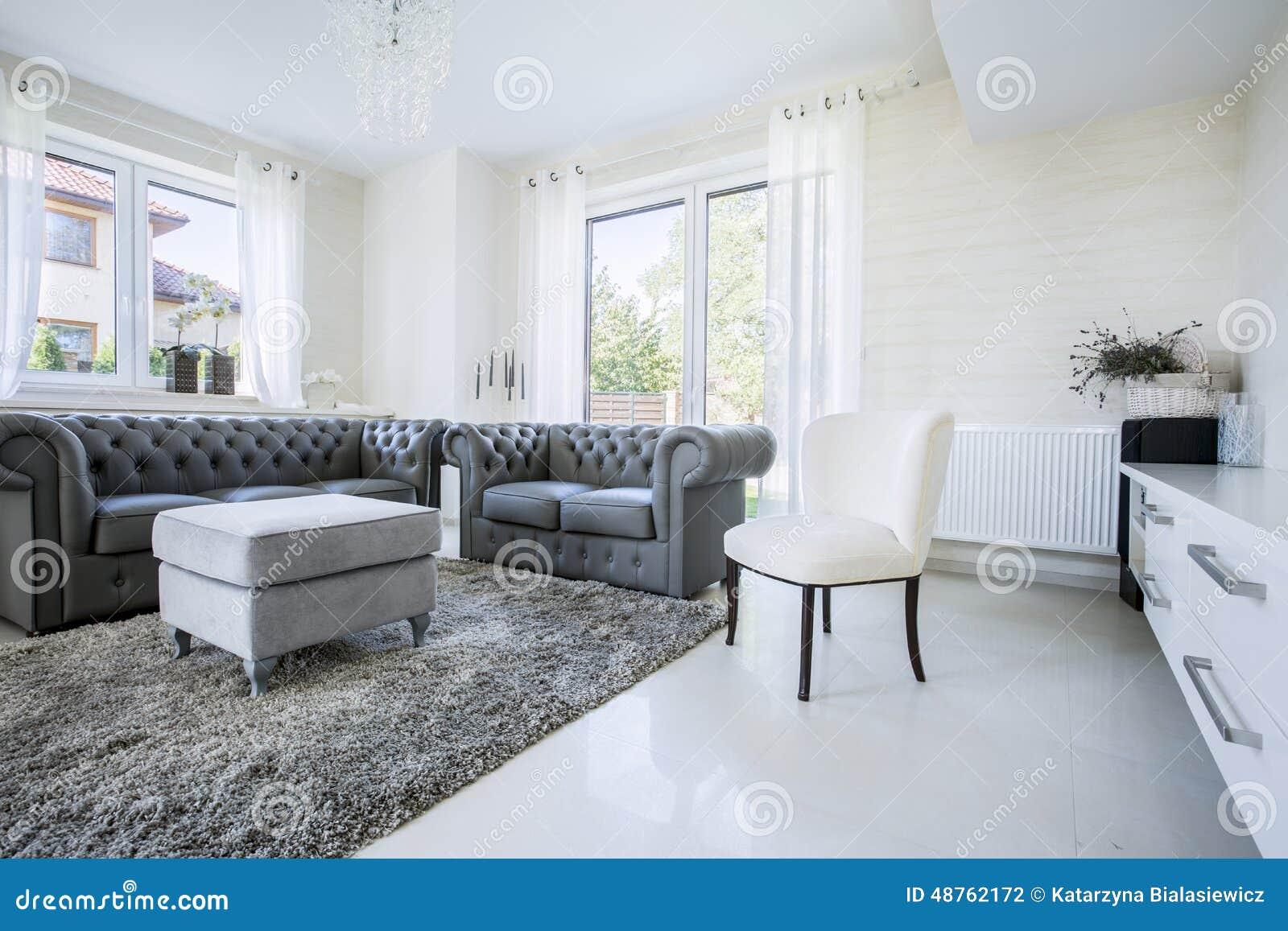 Meubles Classiques Dans La Maison Moderne Photo Stock Image  # Meuble De Maison Moderne