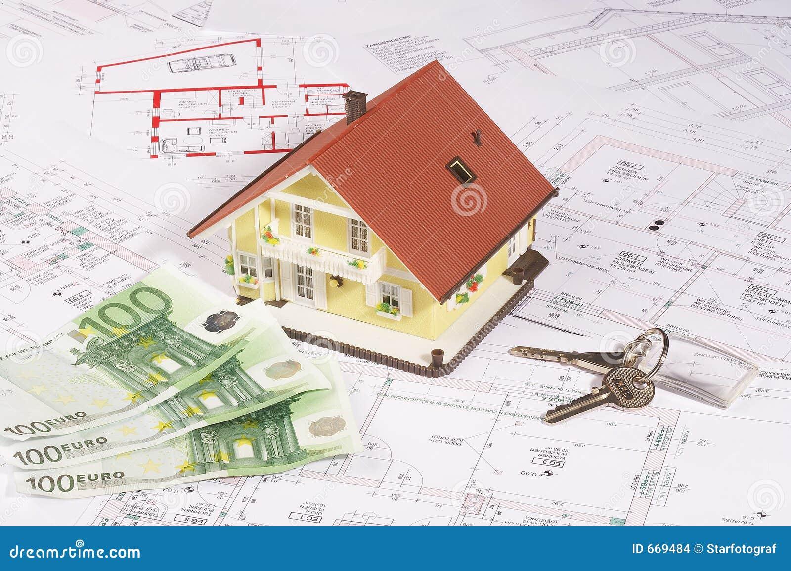 Meus casa e dinheiro