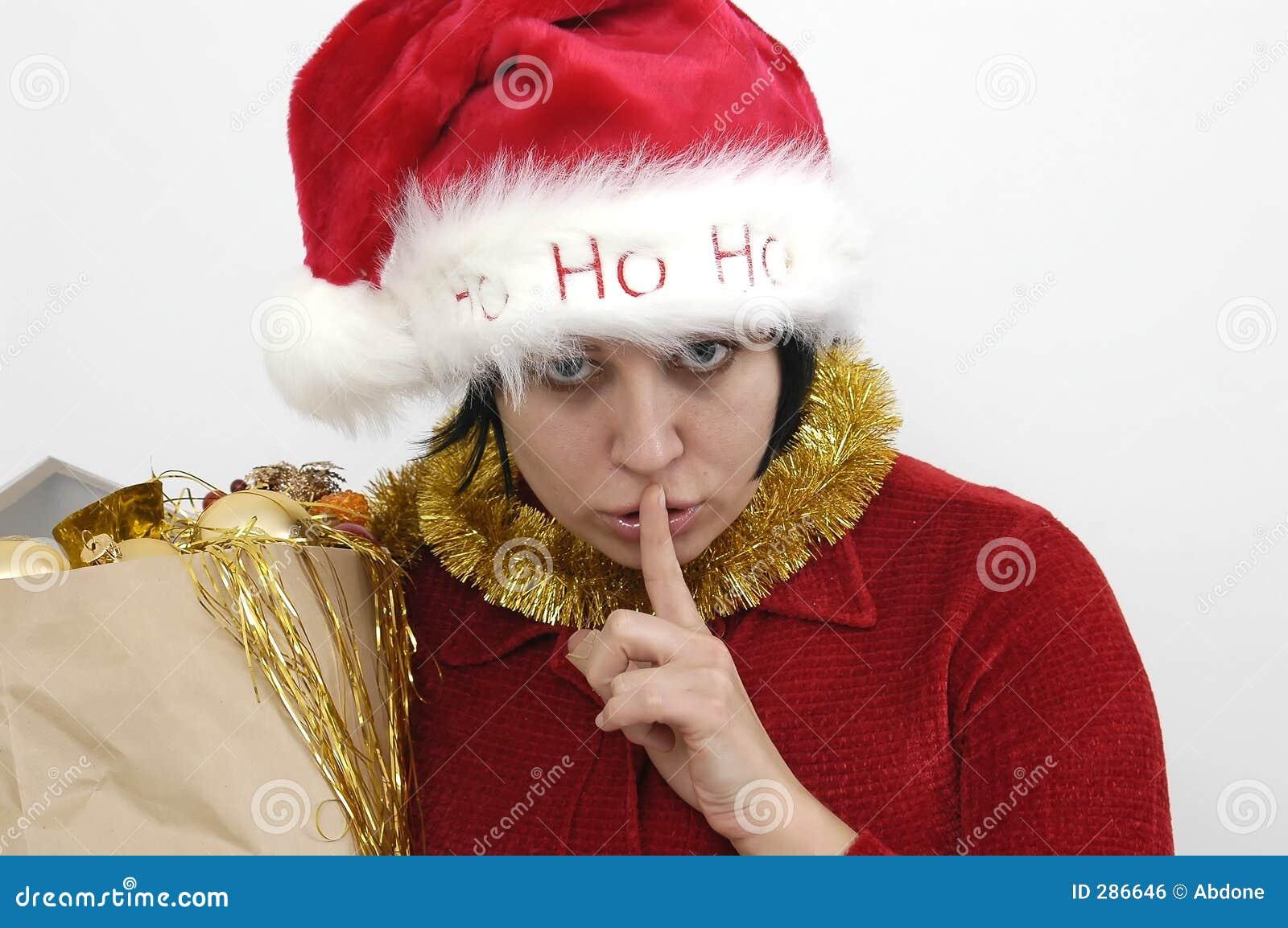 Mevr. de Kerstman