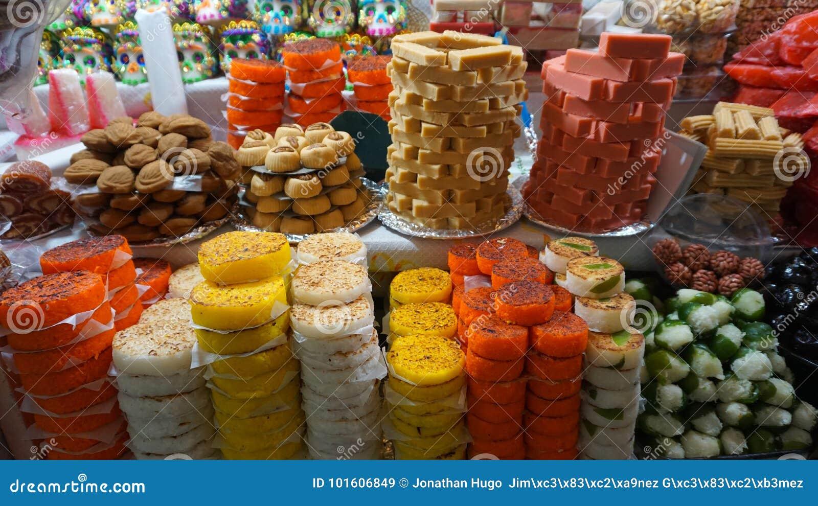 Mexicaans Suikergoed