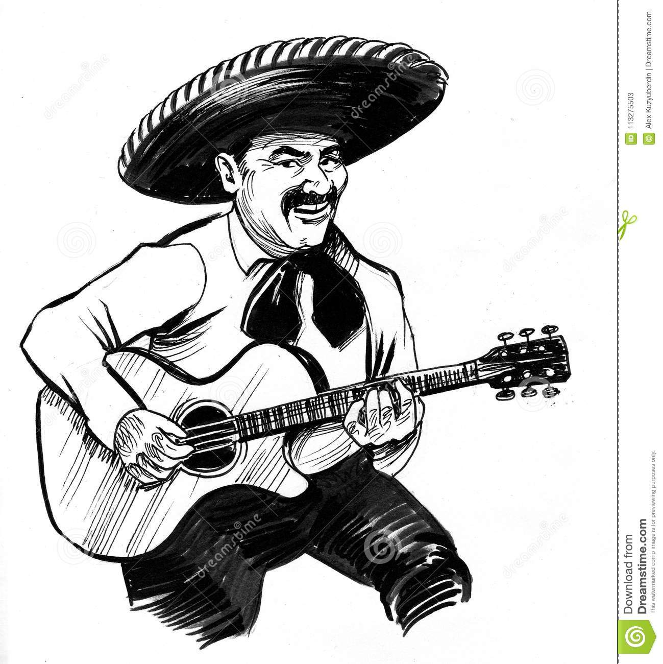 Mexicaanse musicus
