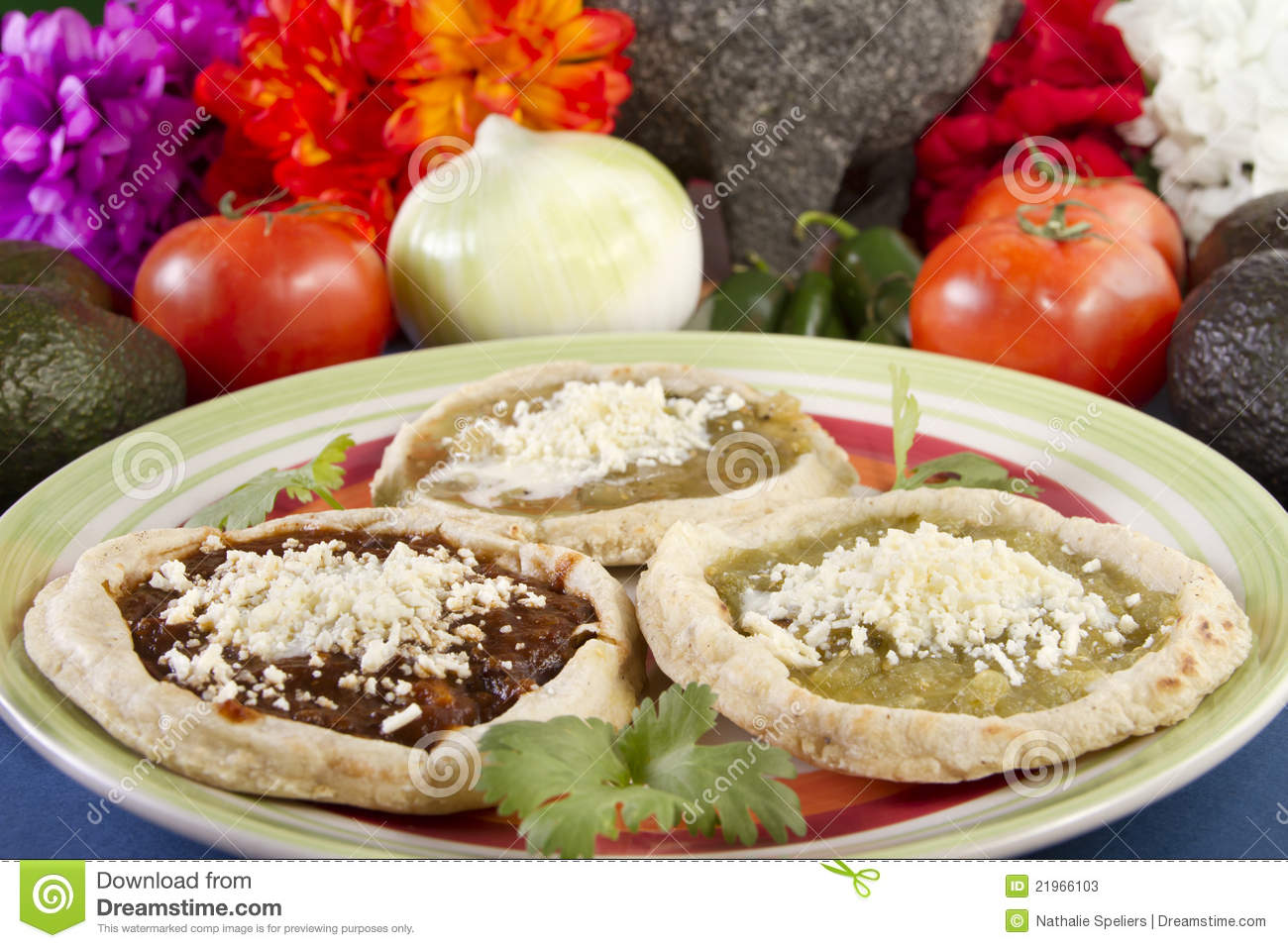 Mexicaanse Schotel Sopes